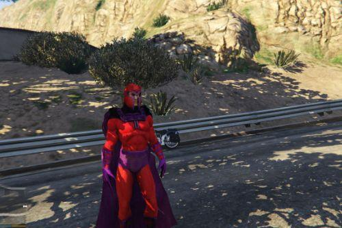 Magneto Classic [Add-On Ped]