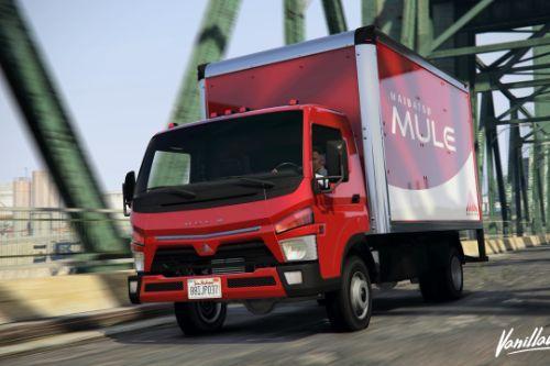 Maibatsu Mule 4x4 [Add-On | Liveries | Tuning | Template]