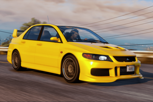 Maibatsu Sunrise R [Add-On | Tuning | Liveries | Sounds]