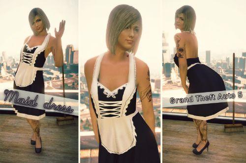 Maid dress for MP Female