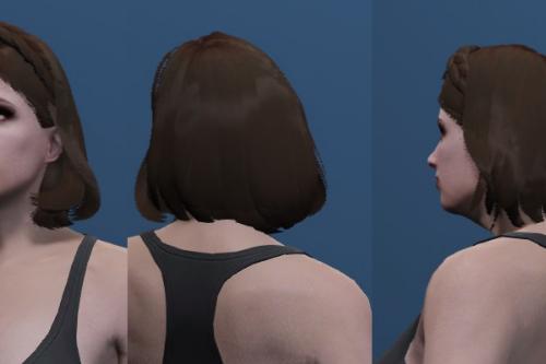 Maiden Hair - Custom haircut for MP Female [SP / FiveM]