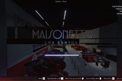 Maisonette Showroom [Menyoo/Ymap]