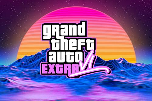 Make Visuals Great Again(Grand Theft Auto Extra VI) Logo