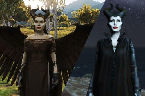 Maleficent [Add-On Ped]