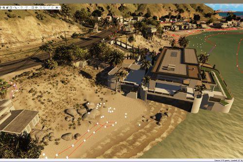 Malibu Mansion Scenario