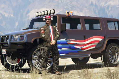 Mammoth Patriot [Add-On/Replace | Livery]
