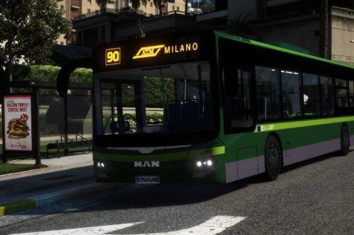 MAN Autobus Italia Milano ATM (Livery)