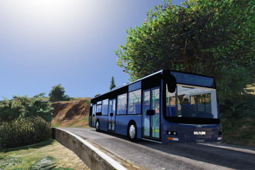 Man Lions City A37 [Add-On / Replace]