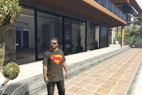Man of Steel  T-shirt for Franklin