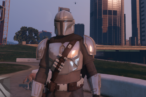 The Mandalorian [Add-On Ped]