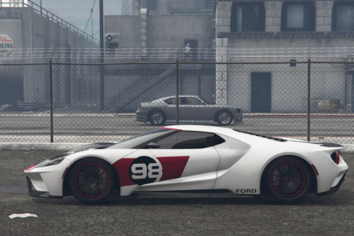 Manny Khoshbin's Ford GT Heritage Edition [Livery]