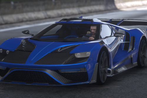 Mansory Ford GT [Add-On]