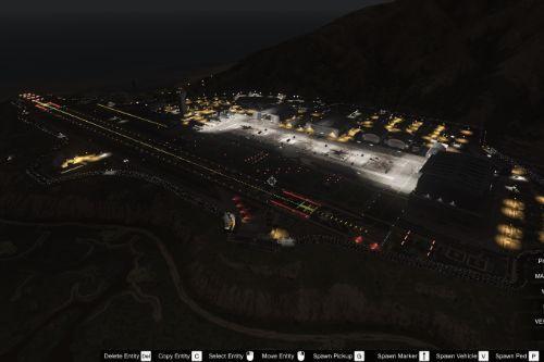 New Fort Zancudo [Map Editor]