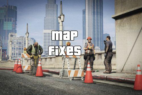 Map Fixes