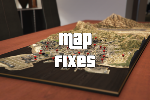 Map Fixes