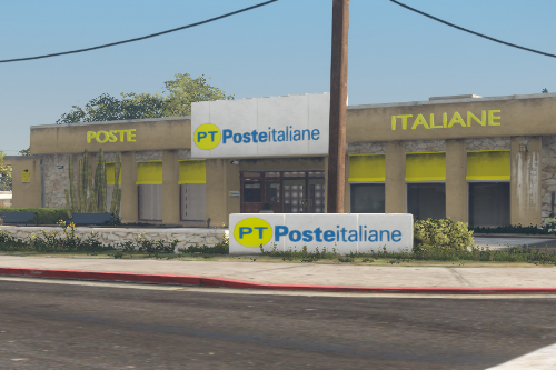 Mappa Poste Italiane
