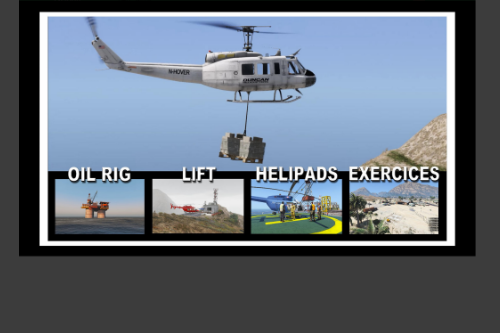 Maps for Helicopters