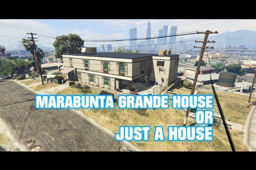 Marabunta zone house [YMAP / FiveM]