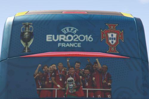 Marcopolo P. - Euro 2016 Portugal Team Champions