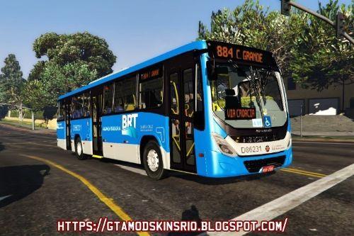 Marcopolo Torino 2014 MB OF-1721 Bluetec5