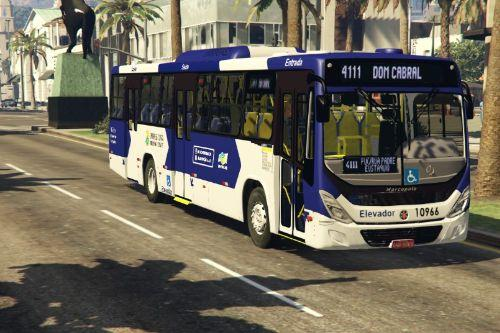 Marcopolo Torino 2014 MB OF-1724L (Replace | Livery)