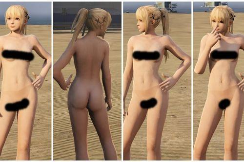 Marie Rose (Nude)