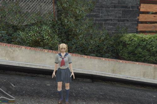 Marie Rose Schoolgirl (Newcomer DLC)