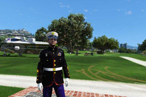 USMC Dress Blues