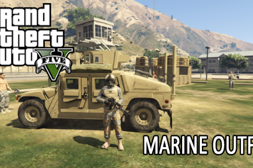 Marine Outfit (MP Freemode Male)