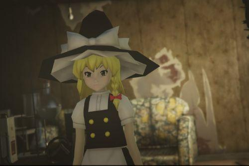 Marisa Touhou Project [Add-On / Replace]