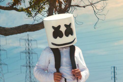 Marshmello Alone Loading Music