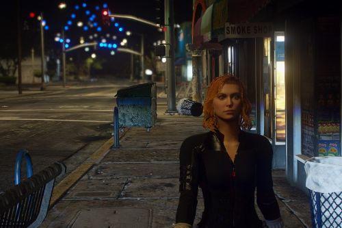 Marvel's Avengers - Black Widow [Add-On Ped]