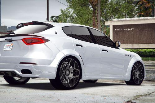 Maserati Levante Novitec [Add-On / FiveM]