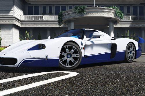 Maserati MC12 [Add-On | Tuning | Template]