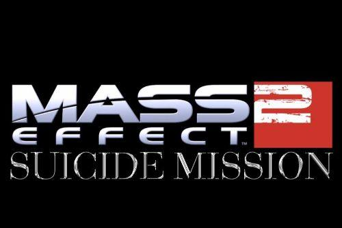 Mass Effect 2 Suicide Mission [LOADING SCREEN MUSIC]