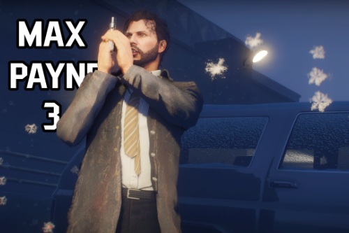 Max Payne 3 Coat For MP Male
