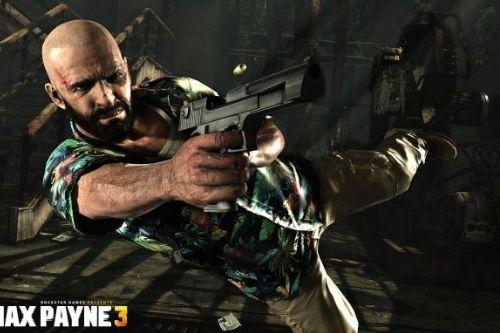 Max Payne 3 Guns Sounds