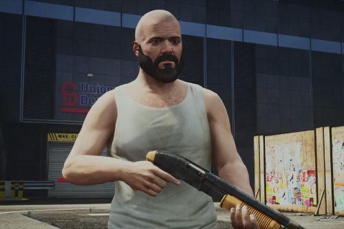 Max Payne 3 Tanktop