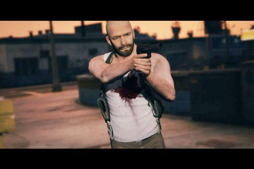 Max Payne [Add-On Ped]