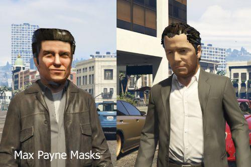 Max Payne Masks (1 and 3)
