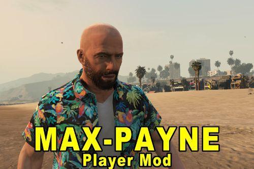 Max Payne Player Mod