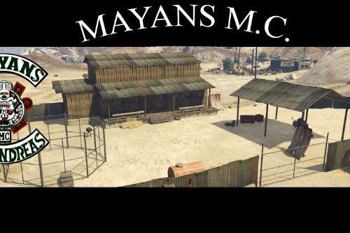 [YMAP] Mayans M.C. Clubhouse [Add-On SP / FiveM]
