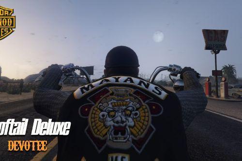 Mayans vest for Michael
