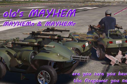 Mayhem [Menyoo]