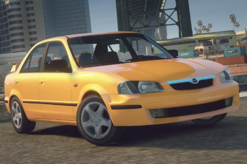 Mazda 323 1999 [Add-On]
