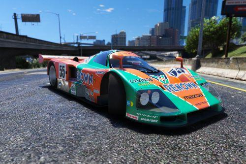 Mazda 787B #55 1991 [Add-On / Replace | Template | OIV | RHD]