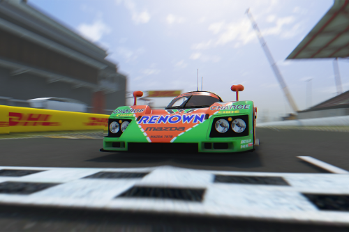Mazda 787B Sound Mod [Add-On Sound]