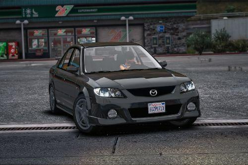 Mazda Familia [Add-On | Tuning]