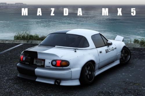 Mazda MX-5 Miata  Livery