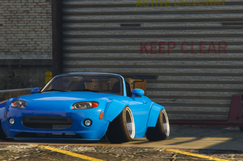 Mazda MX-5 Widebody